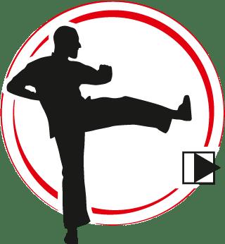 Werde dein Bodyguard – Schmiede deinen Geist und deinen Körper mit Wing-Tsun für effektive Selbstverteidigung. Logo